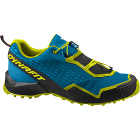 Dynafit Speed MTN GTX Shoes Men mykonos blue/lime punch
